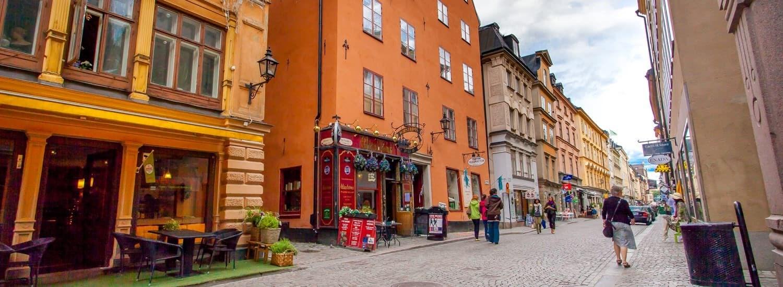 Резултат слика за gamla stan stockholm